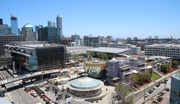 Salient Systems VMS Integration With Honeywell's ProWatch Access Control Platform Secure SMG/The Moscone Center