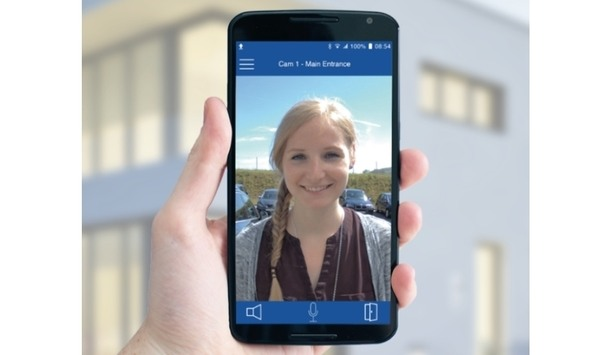 MOBOTIX introduces MxBell app for enhanced video door stations