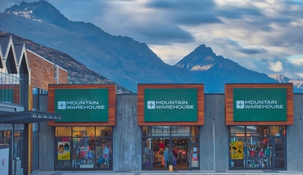 Mountain Warehouse Selects Nedap's !D Cloud Inventory Management Solution For Global RFID Roll-Out