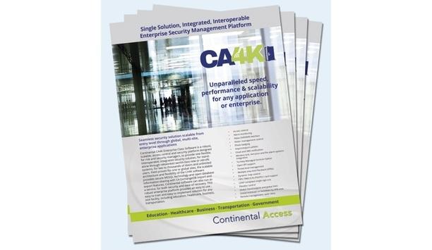 Continental Access Announces Release Of Continental Enterprise End User Brochure