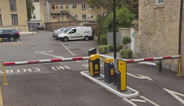 APT Security Systems Upgrades Nortech FeeMaster Smart Parking Management System At A Luxury Hotel In Bath