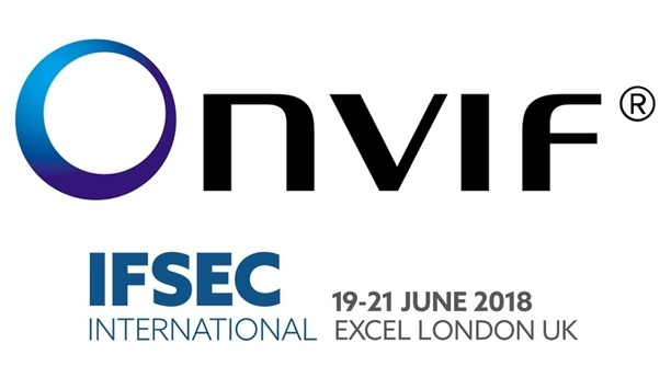 ONVIF To Promote Interoperability For IP-Based Physical Security Products At IFSEC International 2018