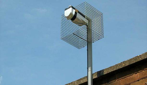 OPTEX PIRs And Laser Detectors Protect Vulnerable Council Depot In Dudley