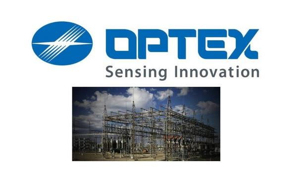 Optex SL-350QFRi Battery-Powered, Wireless Photoelectric Detectors Secure Mid-West US Electrical Substations