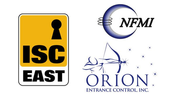 ISC East 2017: Orion Entrance Control And Near Field Magnetics Partner To Provide Secure Access Control