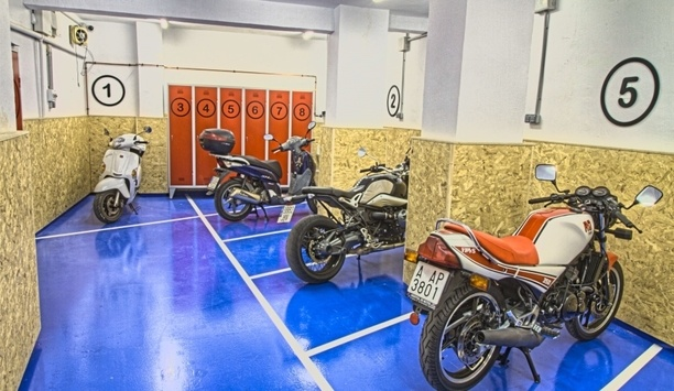 PACOM's 8002 Integrated Access And Alarm Controller Helps Mimoto Parking Keep Spain's Motorbikes Safe And Secure