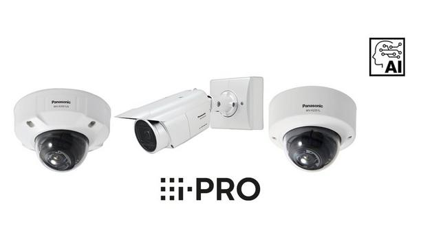 Panasonic unveils state-of-the-art i-PRO X-Series of network security cameras with built-in AI capabilities
