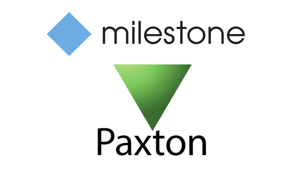 Paxton Net2 access control integrates with Milestone XProtect video management software