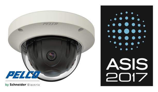 Pelco Will Showcase Enhanced Optera™ Panoramic Multi-Sensor Cameras At ASIS 2017