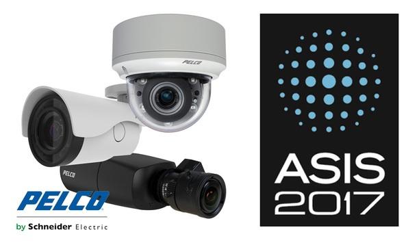 Pelco Will Showcase Sarix™ Enhanced IP Cameras At ASIS 2017 Dallas