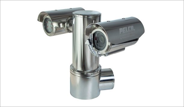 Pelco Showcases ExSite Enhanced Explosion-proof Cameras At ISC West 2017