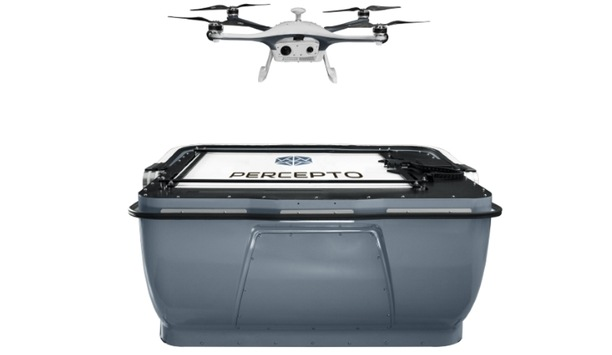 Percepto Launches Autonomous Industrial Drone Solution In Partnership With Certis; Applied Across Singapore