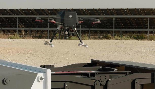 Percepto Demonstrates Future Of Perimeter Protection With Autonomous Drones