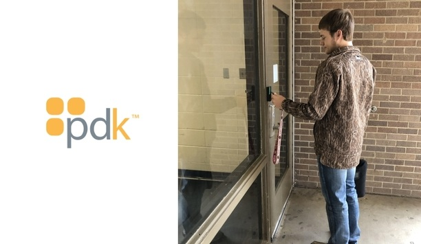 ProdataKey's pdk io Cloud-Based Wireless Access Control Enhances Security At Corning High School