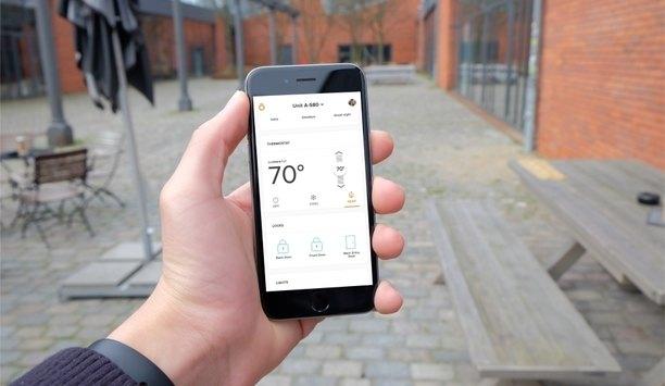 ProdataKey's Cloud Access Control Technology Integrates With Dwelo Smart Apartment Platform