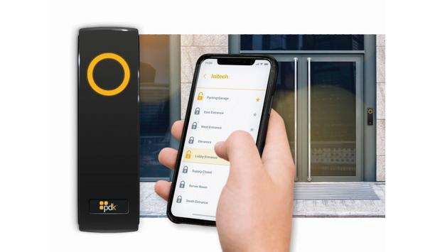 ProdataKey Updates The Touch Bluetooth Reader And Mobile App To Provide Seamless Access Control Experience