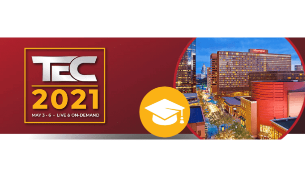 PSA Security Network release the schedule for the upcoming TEC 2021 live and virtual events