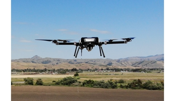 PureTech Systems Works With Skyfront To Provide Automated Drone Deployment At An Alarm Location
