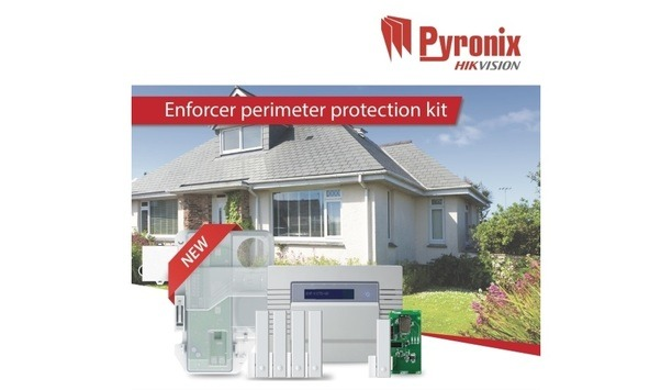 Pyronix unveils high-tech all-in-one Enforcer Perimeter Protection Kit