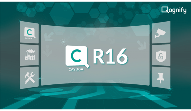 Qognify announces the launch of Cayuga R16 video management system for an updated control room