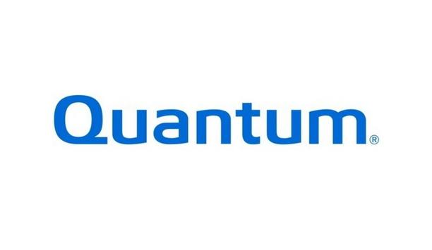 Quantum Corporation Unveils DXi Software With Advanced Features To Improve Backup And Restore System Performance