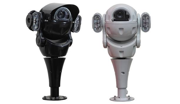 Redvision continues to make its X-SERIES rugged PTZ dome camera to enhance surveillance solutions