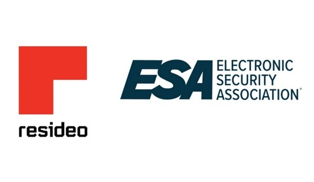 ESA Announces Resideo Technologies As Its Exclusive 2020 Diamond Level Partner