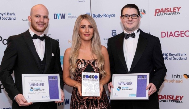 Safer Scotland Achieves Double ROCCO Victory For Innovation And Technology