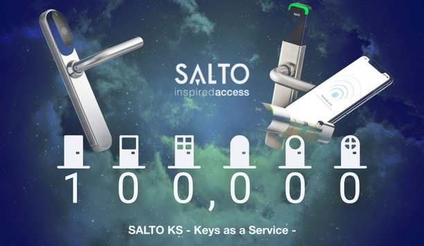 Cloud-Based Access Control SALTO KS Reaches 100,000 Access Points Milestone