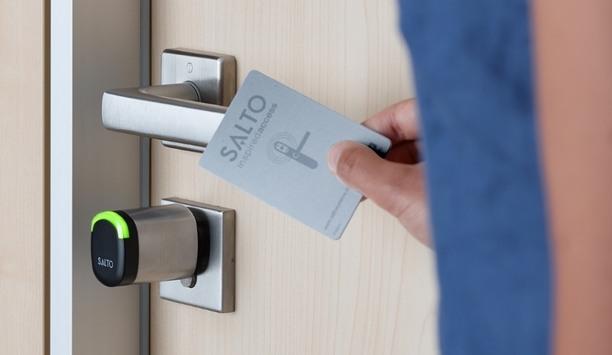SALTO enhances hotel security with its BLUEnet technology