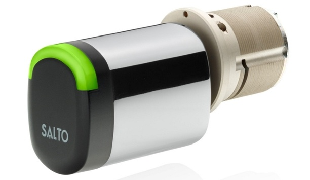 SALTO Releases NEO Cylinder With Wireless Access Control