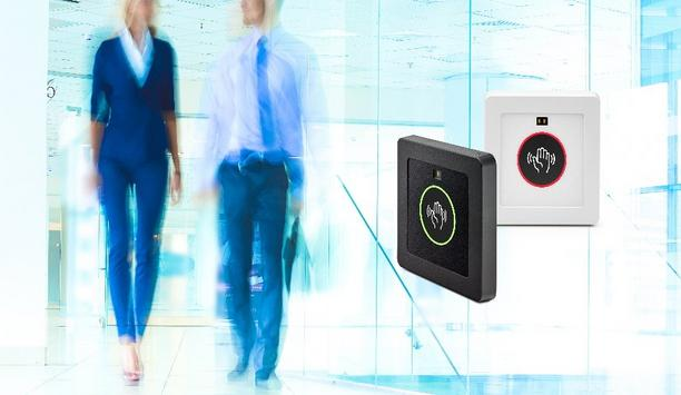 Wave XS By SALTO Offers 100% Touch-Free Access Control