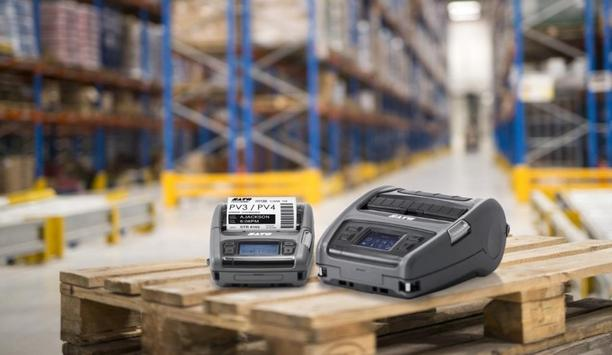 SATO Europe Upgrades Its Range Of Labeling Solutions With The Launch Of PV4 Mobile Printer
