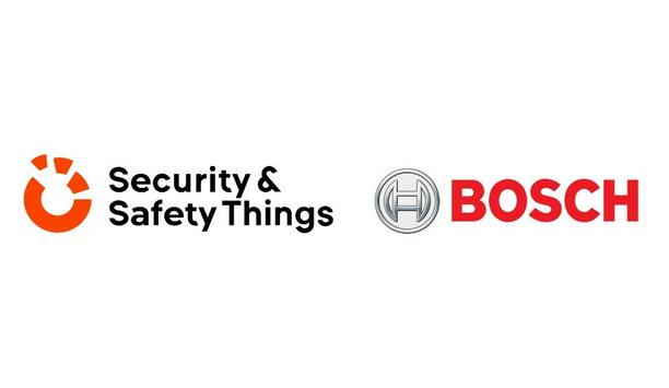Security and Safety Things GmbH partners with Bosch to highlight IoT platform for smart cameras at digital CES 2021