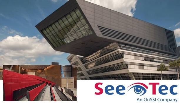 SeeTec's flexible and modular video security solution protects The Vienna University of Economics and Business