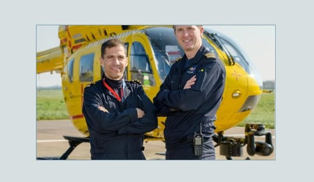 Sepura Announces £5,000 Funding To Support East Anglian Air Ambulance