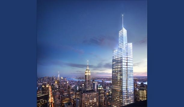 Sharry Appointed By SL Green Realty Corp. As A Technology Partner For One Vanderbilt Project In New York City