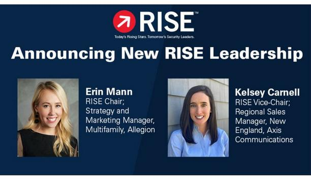 SIA Appoints Erin Mann And Kelsey Carnell As The New Chair And Vice Chair To Lead SIA RISE