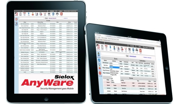 Sielox Offers Layered Approach To Access Control Solutions At ISC West 2018