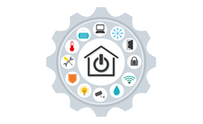 Home Security Systems' Additional Automation Features Promote Smart Homes
