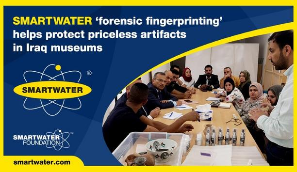 SmartWater Forensic Liquid Ensures Enhanced Security Of Priceless Artifacts In Iraqi Museums