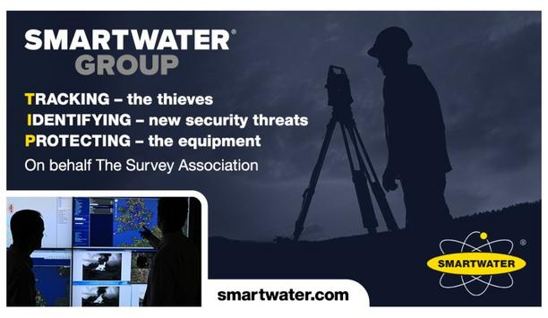 SmartWater Technology Collaborates With The Survey Association To Tackle Surveying Equipment Theft