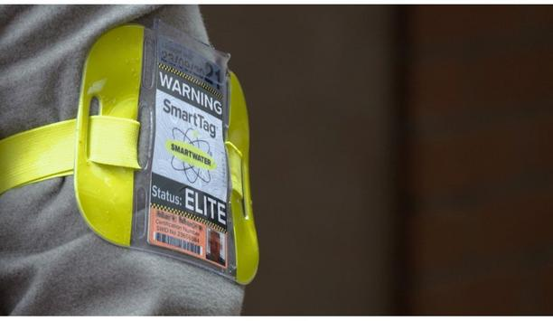 SmartWater Launches Revolutionary Security Product, SmartTag To Help Protect Professional SIA Accredited Security Officers