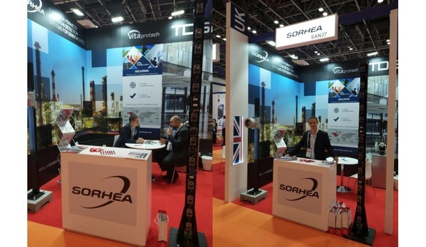 SORHEA And TDSi Announce That They Are Going To Participate In Intersec Dubai 2020 Global Trade Fair