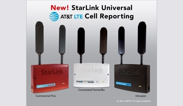 NAPCO Security Expands Its StarLink Universal Cellular Communicators Line With Release Of AT&T LTE Universal Cell Communicators