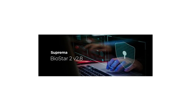 Suprema releases BioStar 2 platform with enhanced cyber security features