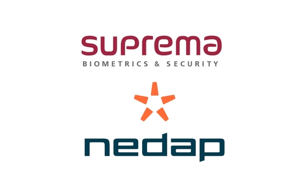 Suprema integrates BioStar 2 solution into Nedap's AEOS access control system for enhanced people identification