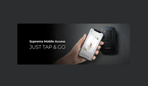 Suprema Mobile Access Contactless Access Control Solution Comes With NFC And BLE