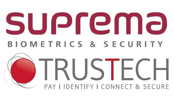 Suprema to showcase fingerprint authentication scanner with FBI FAP30 certification at Trustech 2018