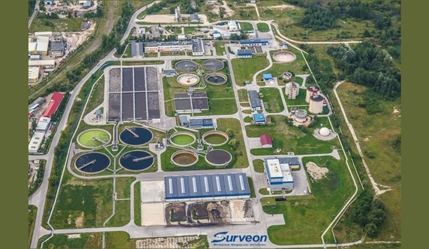 Malaysian government selects Surveon NVR7800 Series for enhanced security of water treatment plant